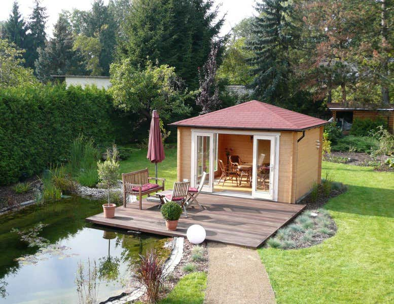 gartenhaus sunshine 70 mit gro er faltt r gartenhaus. Black Bedroom Furniture Sets. Home Design Ideas