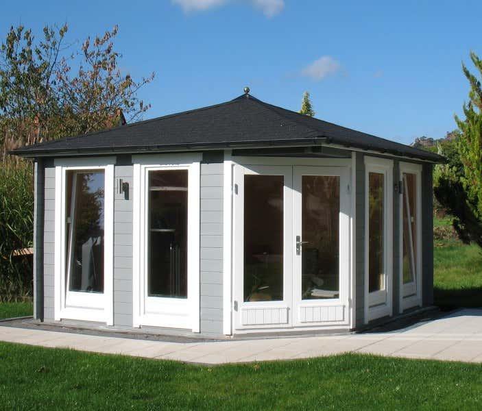 5 eck gartenhaus maja 44 iso 5 eck gartenhaus maja 44 iso. Black Bedroom Furniture Sets. Home Design Ideas