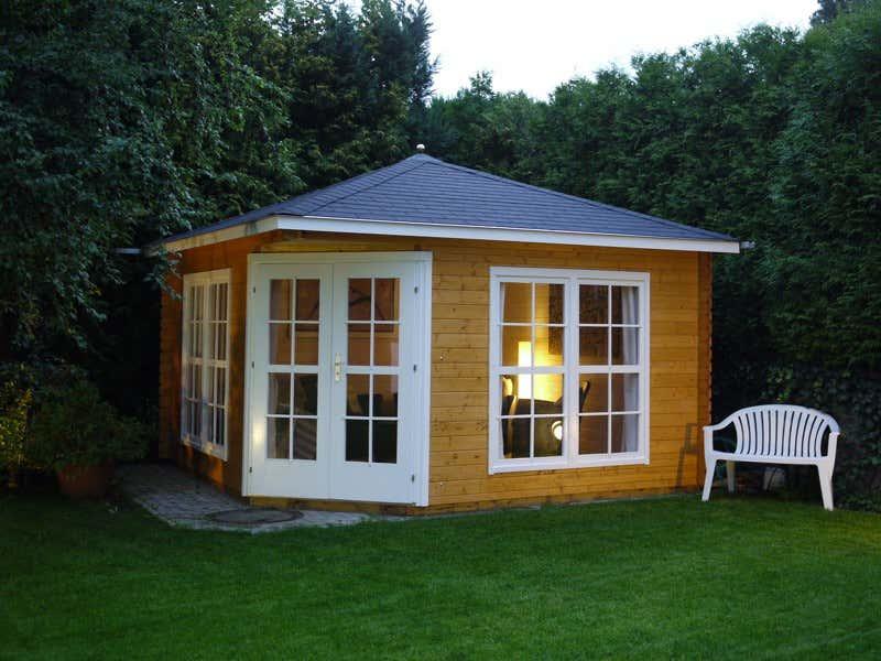 5 eck gartenhaus modell victoria c 40 iso a z gartenhaus gmbh. Black Bedroom Furniture Sets. Home Design Ideas