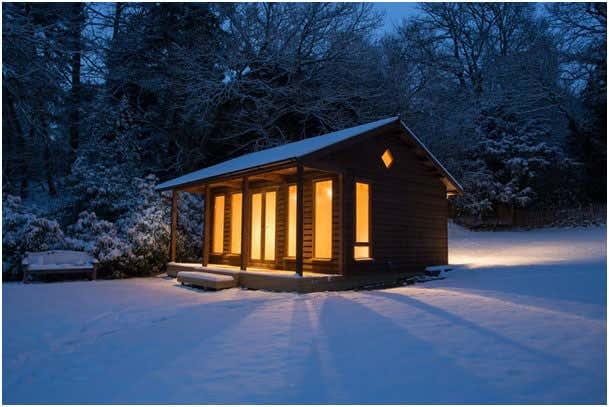 Gartenmobel Im Globus Baumarkt : Gartenhaus im Winter So übersteht es die kalte Jahreszeit!