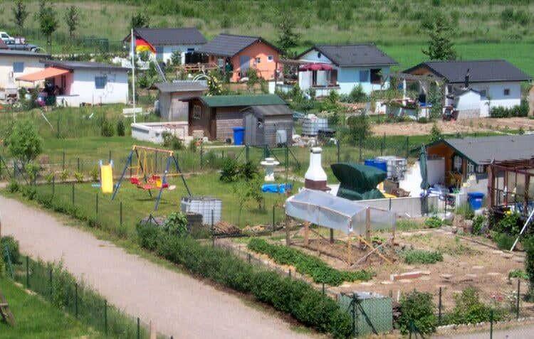 Schrebergarten - Zahlen & Fakten rund um den Kleingarten