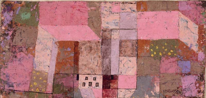 Paul Klee - Gartenhaus