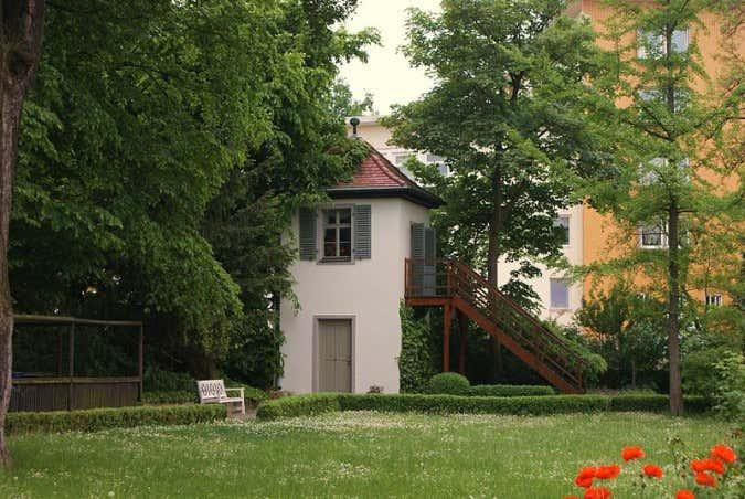 Schillers Gartenzinne