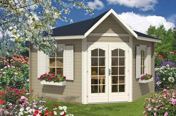 Gartenhaus Gebraucht Kaufen. Koln Gartenhaus Blockhaus X M Mit