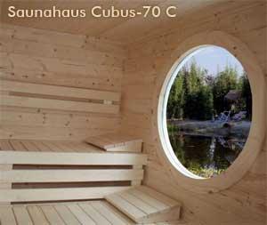 Hervorragend Outdoor-Sauna im Garten: Tipps rund ums Saunahaus UE78