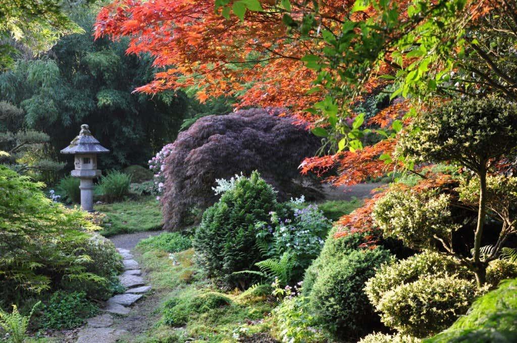 japanischer garten zuhause – godsriddle, Garten und bauen