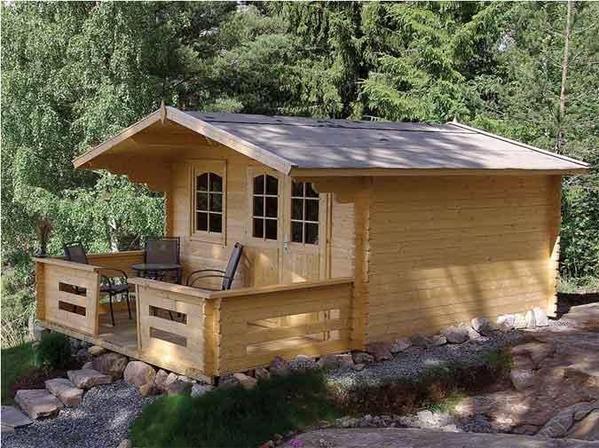 so wird ihr gartenhaus kologisch nachhaltig und naturnah. Black Bedroom Furniture Sets. Home Design Ideas