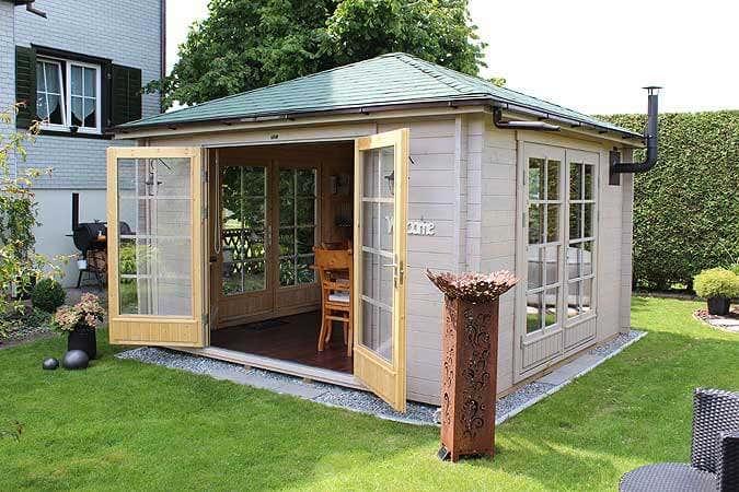Ein wunderschönes Teehaus in der Schweiz: So sieht es aus