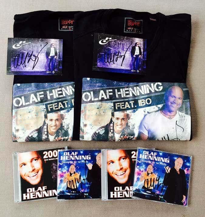 Fan-Pakete von Olaf Henning
