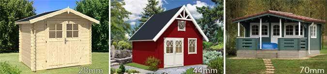 Gartenhaus fehlkauf mit diesen 5 tipps vermeiden sie es - Fenster einfachverglasung gartenhaus ...