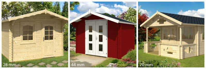 planen sie ihr gartenhaus in 10 schritten so geht 39 s. Black Bedroom Furniture Sets. Home Design Ideas