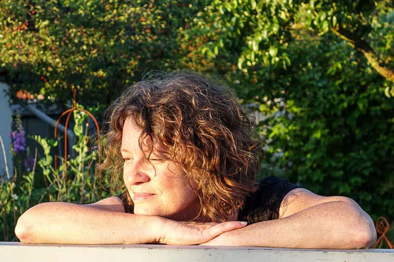 Anja und ihr kleiner Horrorgarten