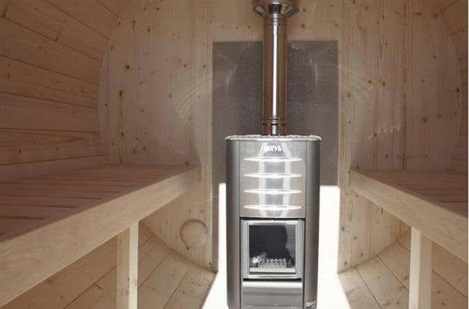 Sauna-Heizung: Holzofen oder Elektro?