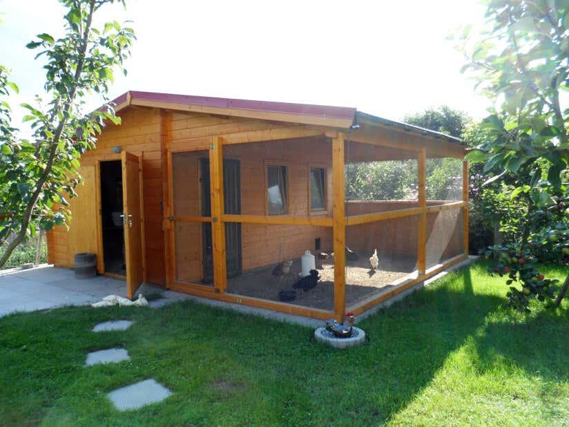 gartenhäuser mal anders: 4 ideen zur zweckentfremdung, Gartengerate ideen