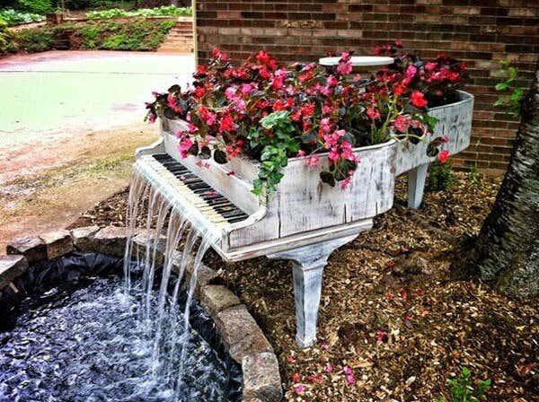 Blumen pflanzen  Upcycling: 11 kreative Ideen für Ihre Pflanzen