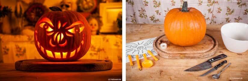Halloween Im Garten Deko Ideen Fur Draussen