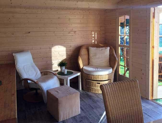gartenhaus modell kerstin eine erfolgreiche aufbau geschichte. Black Bedroom Furniture Sets. Home Design Ideas