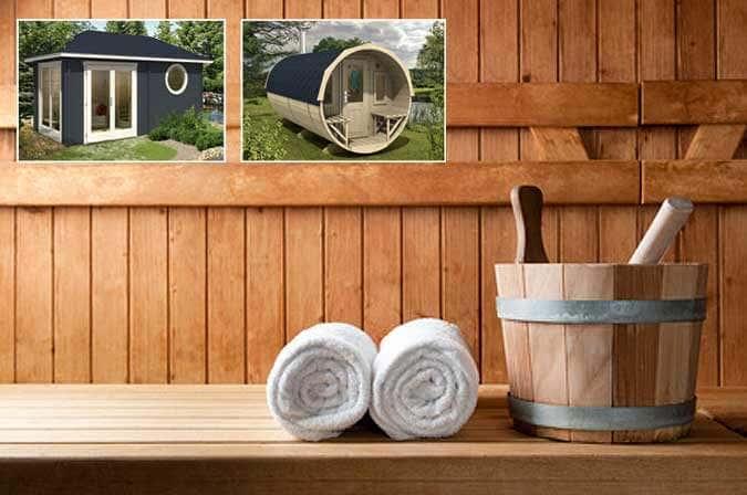 gartenhaus sauna zubeh r und pflege. Black Bedroom Furniture Sets. Home Design Ideas