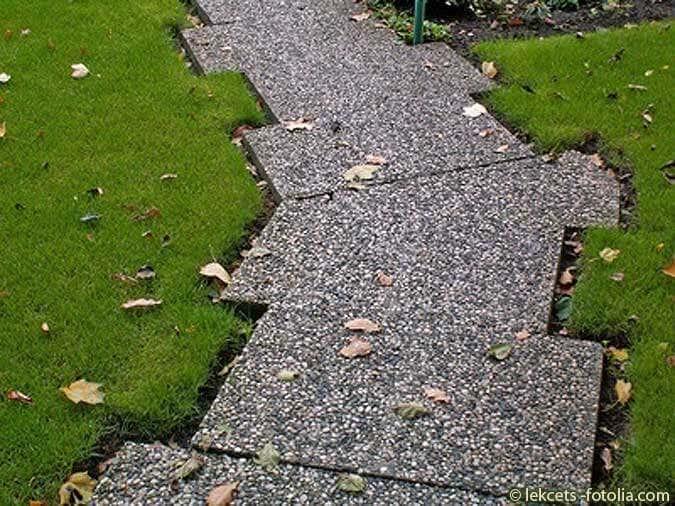 Garten Natursteinplatten mit nett design für ihr haus design ideen