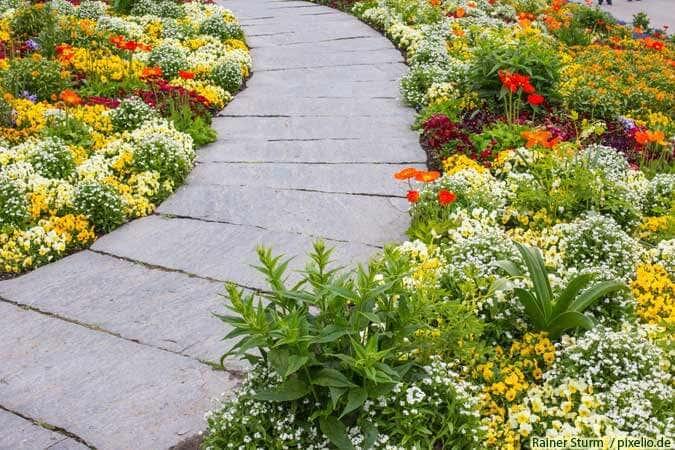 Große Garten Gestalten mit gut design für ihr haus ideen