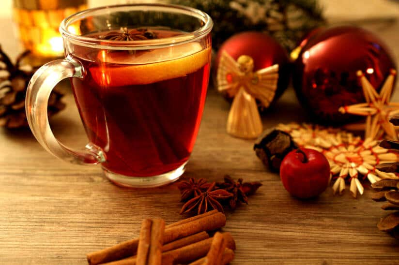 Winter Time Rum Drinks