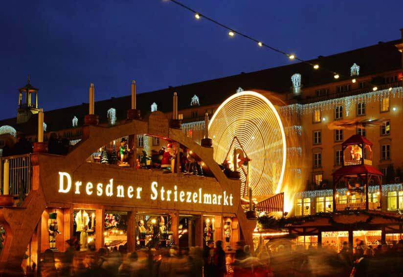 Dresden Weihnachtsmarkt - Dresden christmas market 18