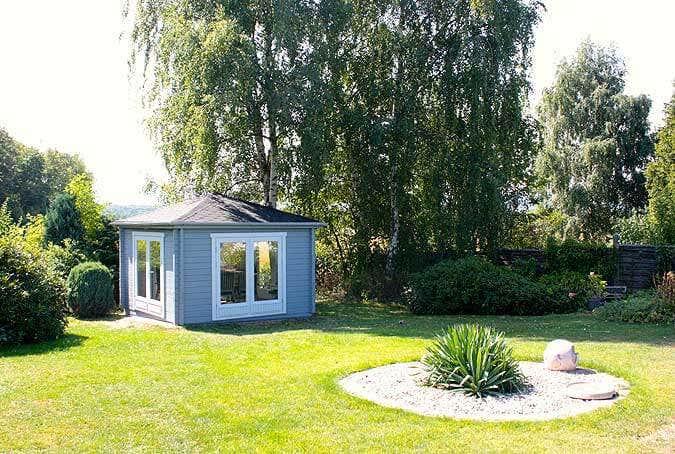 Teehaus Im Garten