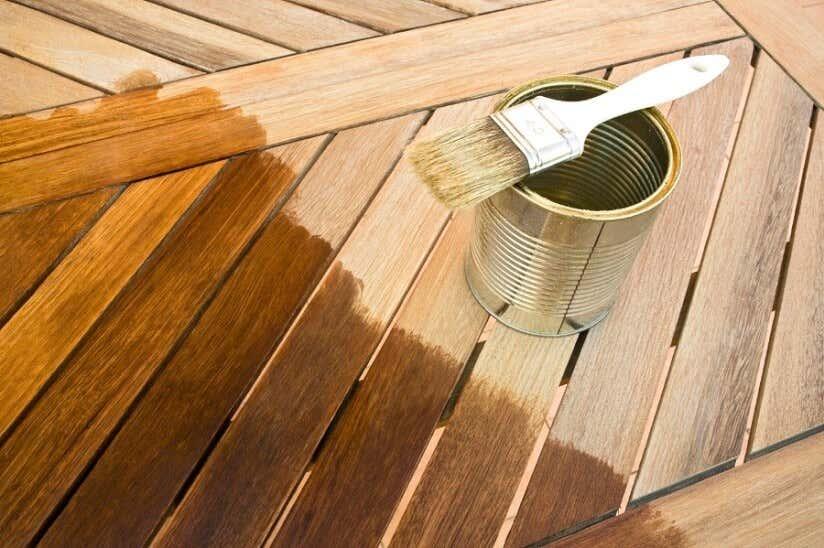 Naturholz Gartenhaus So Behandeln Sie Naturholz Richtig