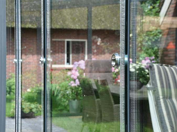 Glasschiebewandsystem-Winddichtprofile-Glastueren