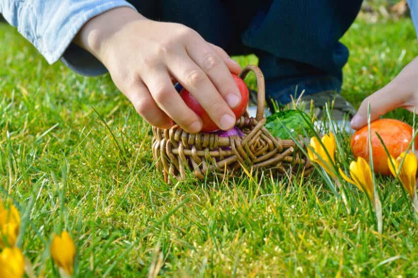 Ostern im garten tipps zu deko rezepten pflanzen eiern - Kabelsalat verstecken kreative ideen ...