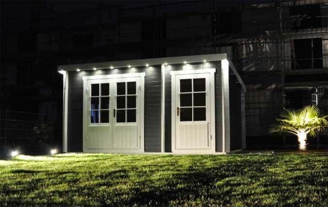 Beleuchtung Im Gartenhaus ~ Kreative Ideen für Innendekoration und