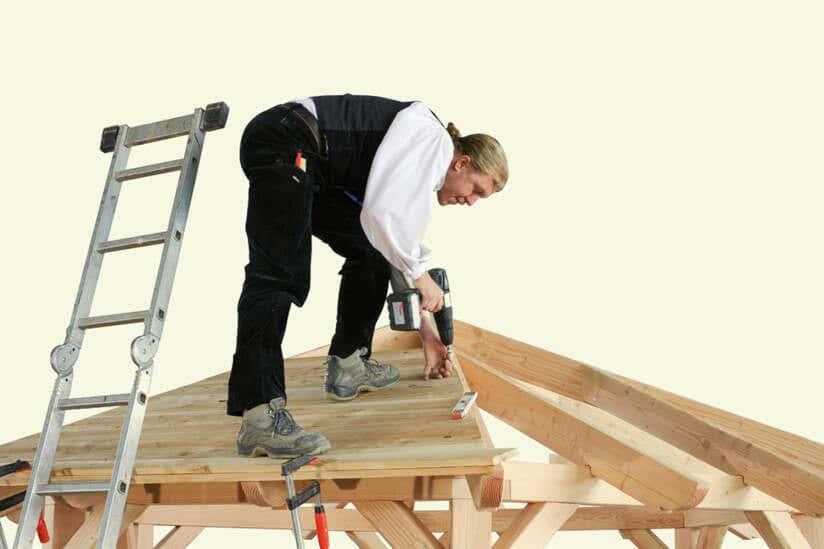 gartenpavillon aufbauen: die aufbauanleitung