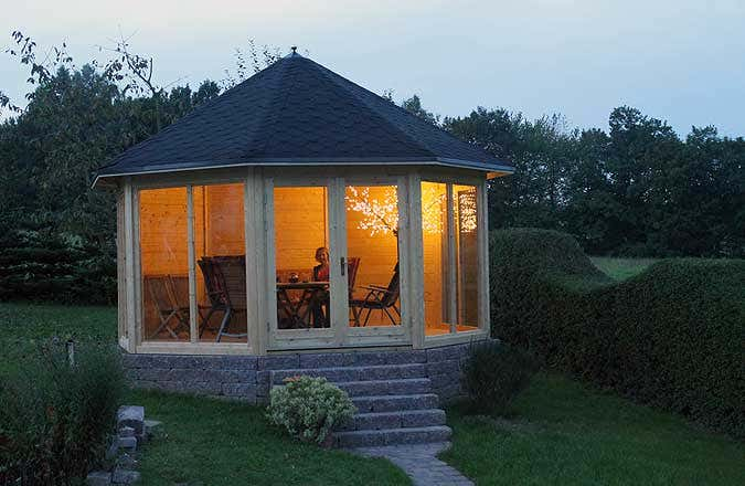 gartenhaus r gen my blog. Black Bedroom Furniture Sets. Home Design Ideas