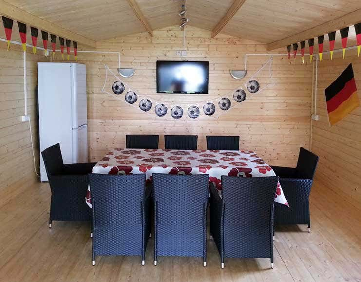 Gartenhaus originell einrichten 20 gro artige inspirationen - Einrichtung aus italien klassischen stil ...
