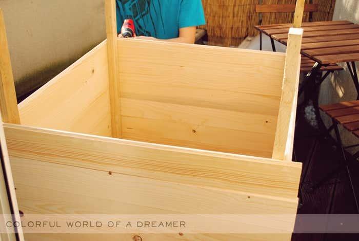 hochbeet selber bauen so gelingt es ihnen. Black Bedroom Furniture Sets. Home Design Ideas
