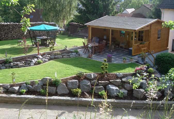 Natursteine Im Garten: Inspirationen Für Ihre Gartengestaltung