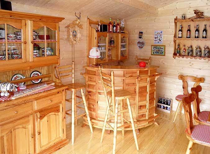 Gartenhaus Möbel gartenhäuser im landhausstil vielseitige einrichtungsideen