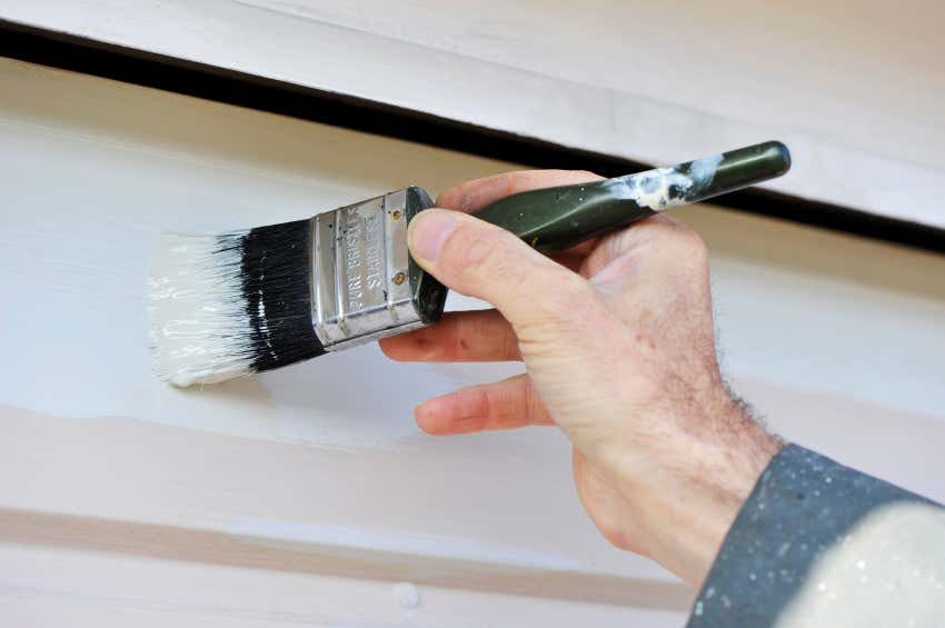 gartenhaus streichen: schutz & pflege durch farbbehandlung,