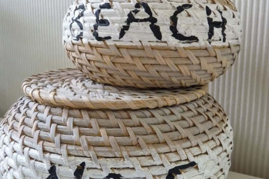 Beachhouse DIY-bellasherzenssachen.blogspot.de