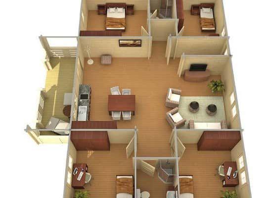 wohnen im blockhaus das sind die vorteile. Black Bedroom Furniture Sets. Home Design Ideas
