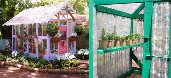 Upcycling Ideen Garten