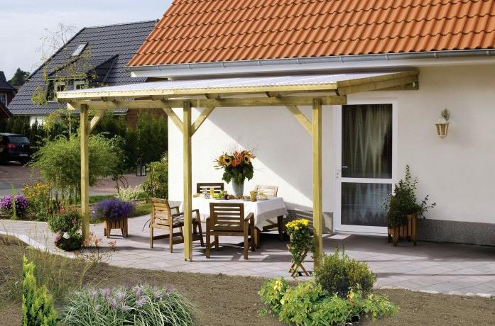 Sonnenschutz Terrassenuberdachung Gunstig ~ Sonnenschutz für ihre terrassenüberdachung: so gehts!