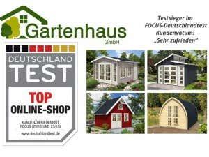 Bewertung Gartenhaus GmbH