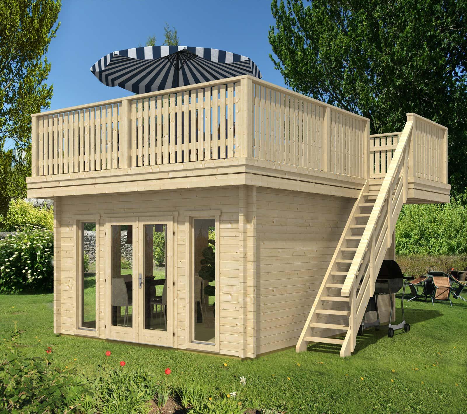 wochenendh user 7 moderne ferienh user zum staunen. Black Bedroom Furniture Sets. Home Design Ideas