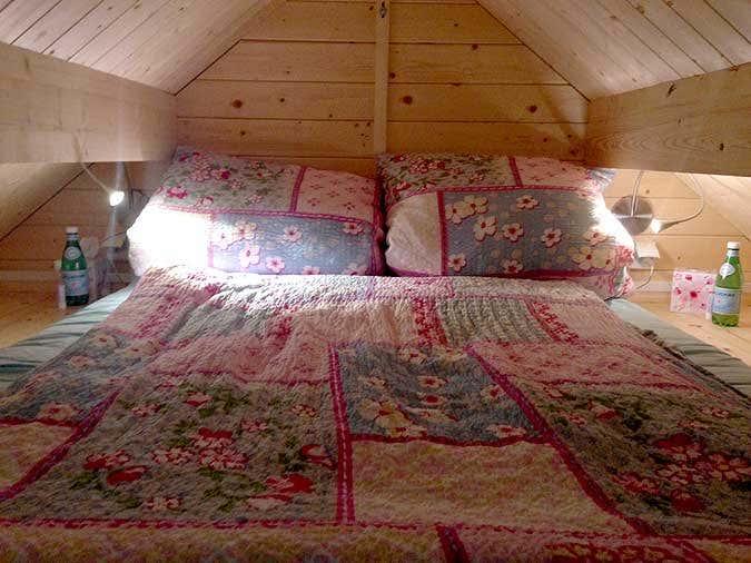gartenhaus bunkie 40 gelungener aufbau und einrichtung. Black Bedroom Furniture Sets. Home Design Ideas