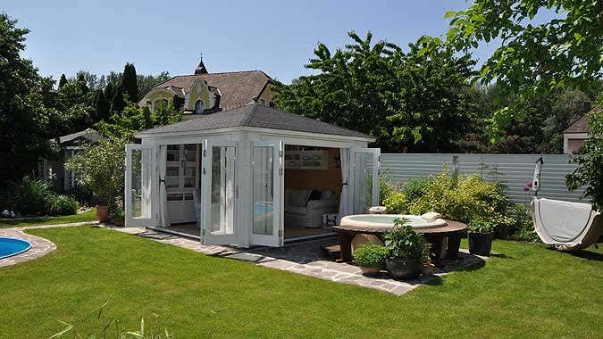 Garten Einrichten Gallery Of Hochbeet So With Garten Einrichten