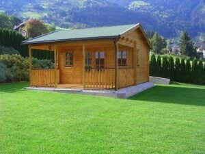Alpen Blockhaus