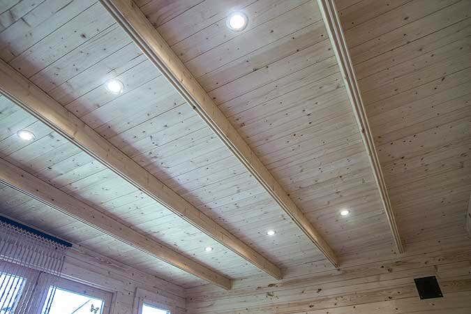 Gartenhaus-Innenbeleuchtung