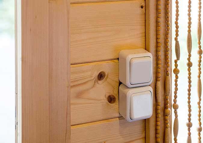 Kreative idee gartenhaus eingebaut in einer alten scheune - Beleuchtung gartenhaus ...