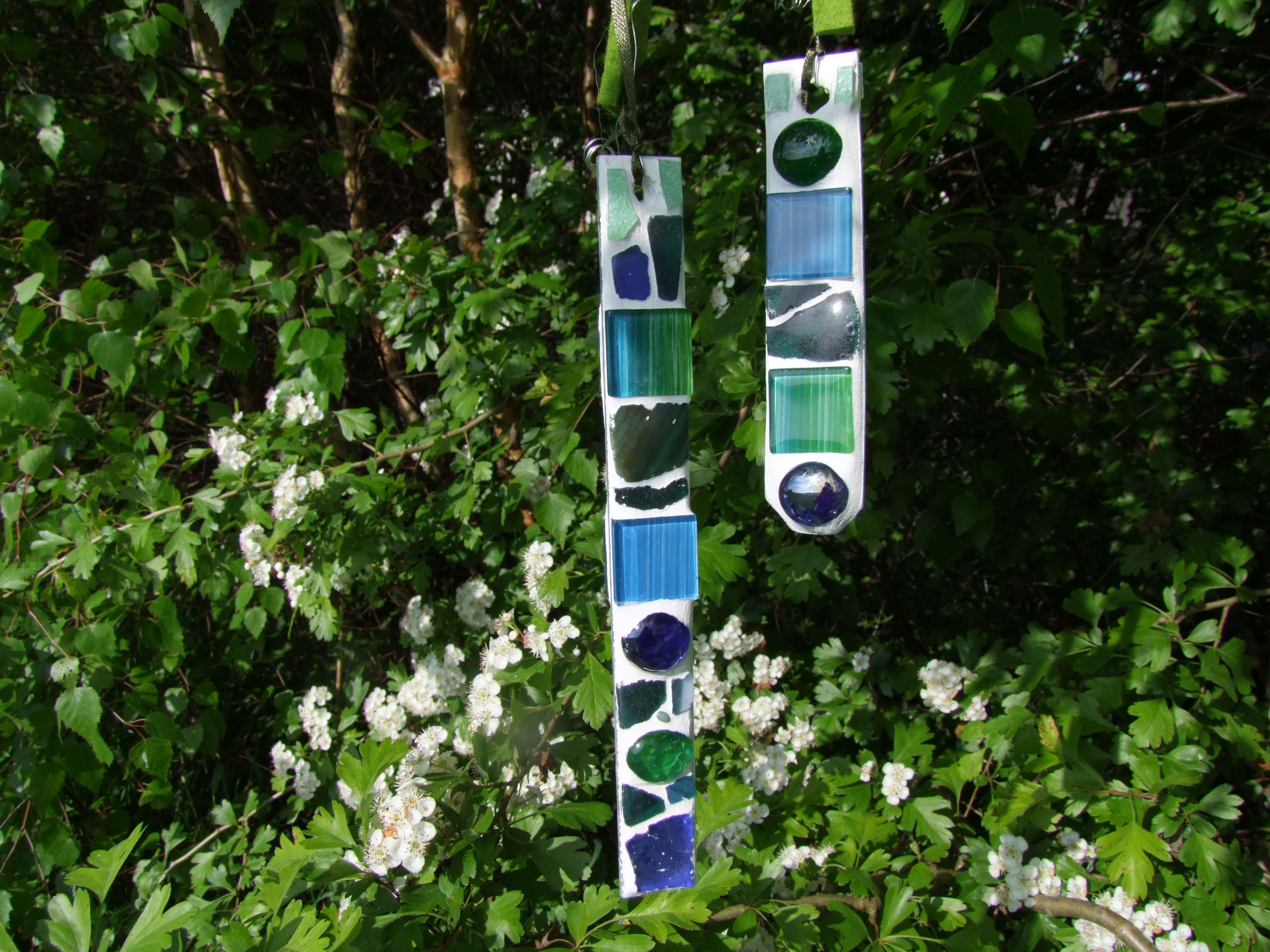Mosaik im garten deko inspirationen und tipps for Dunkle steine garten